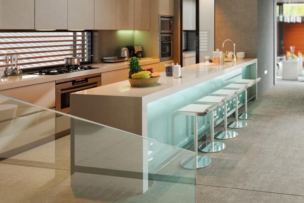 k chengestaltung. Black Bedroom Furniture Sets. Home Design Ideas